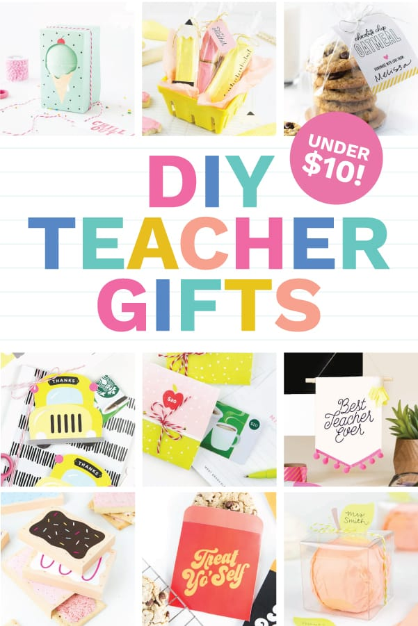 Back to School Gifts For Teachers (Under $10)
