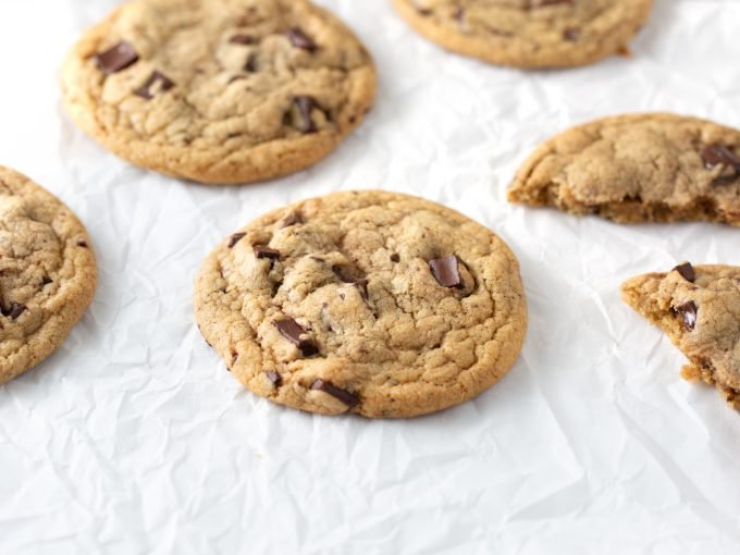 Copycat Panera Chocolate Chip Cookies