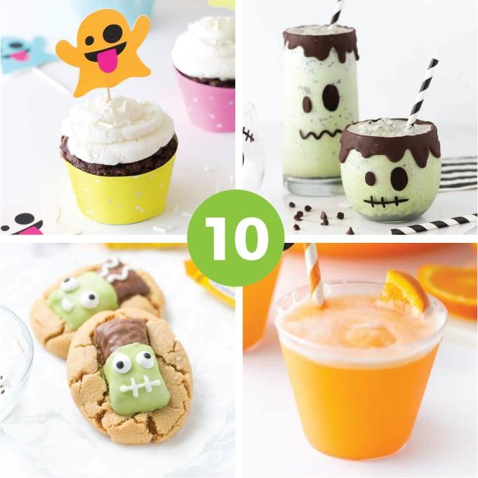 10 Easy Halloween Treats