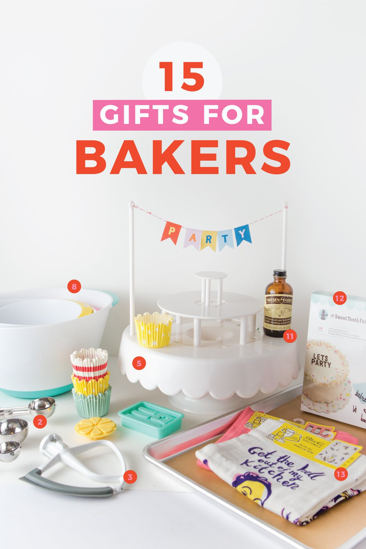 15 Useful Gifts for Bakers