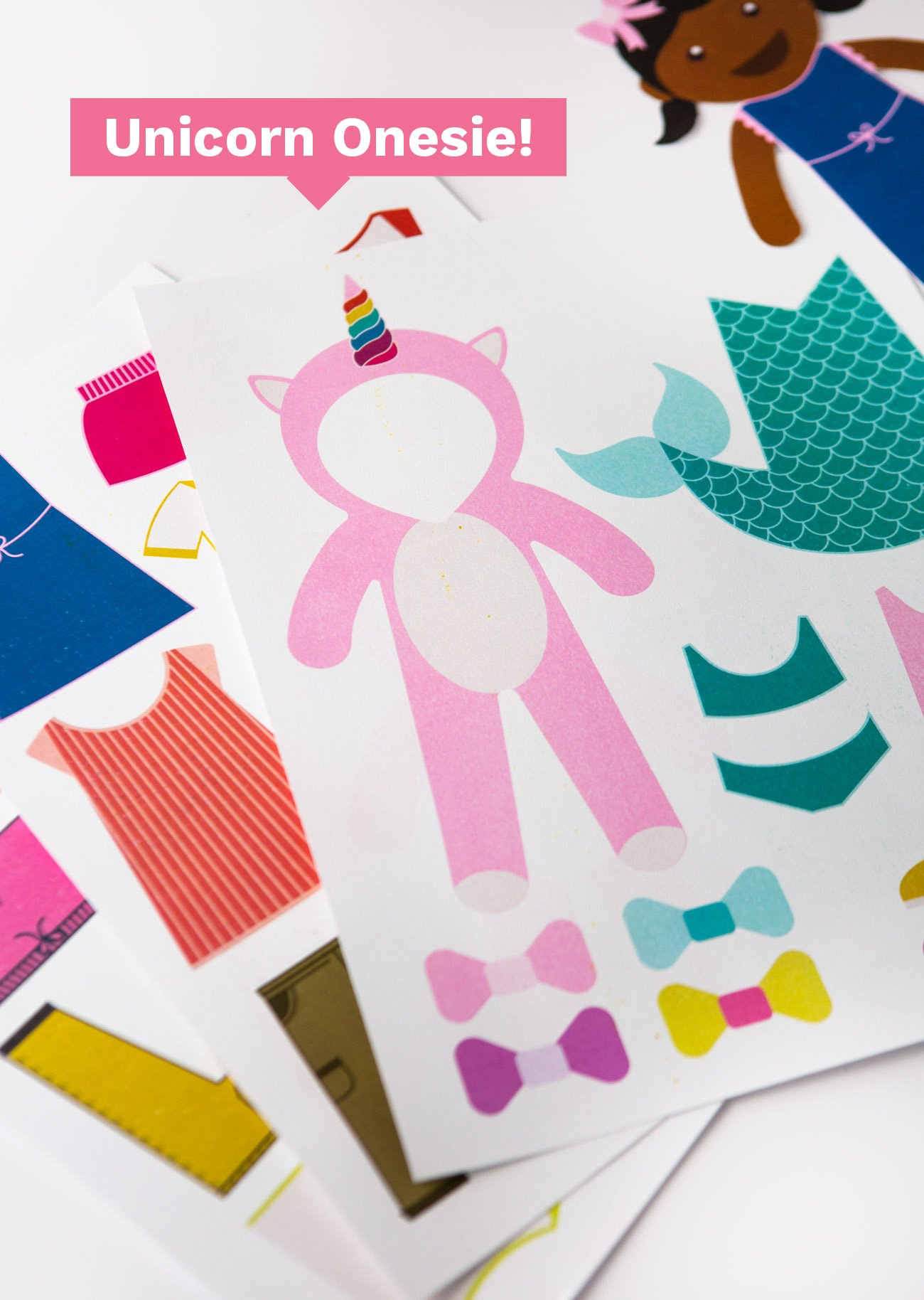 graphic relating to Printable Paper Doll Cutouts identified as Printable Paper Dolls, Outfits, and Add-ons - Layout Try to eat