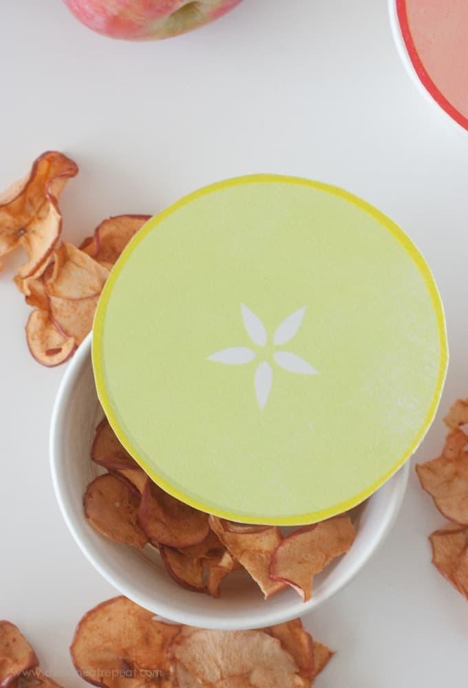 Apple Gift Idea - Perfect back to school idea!