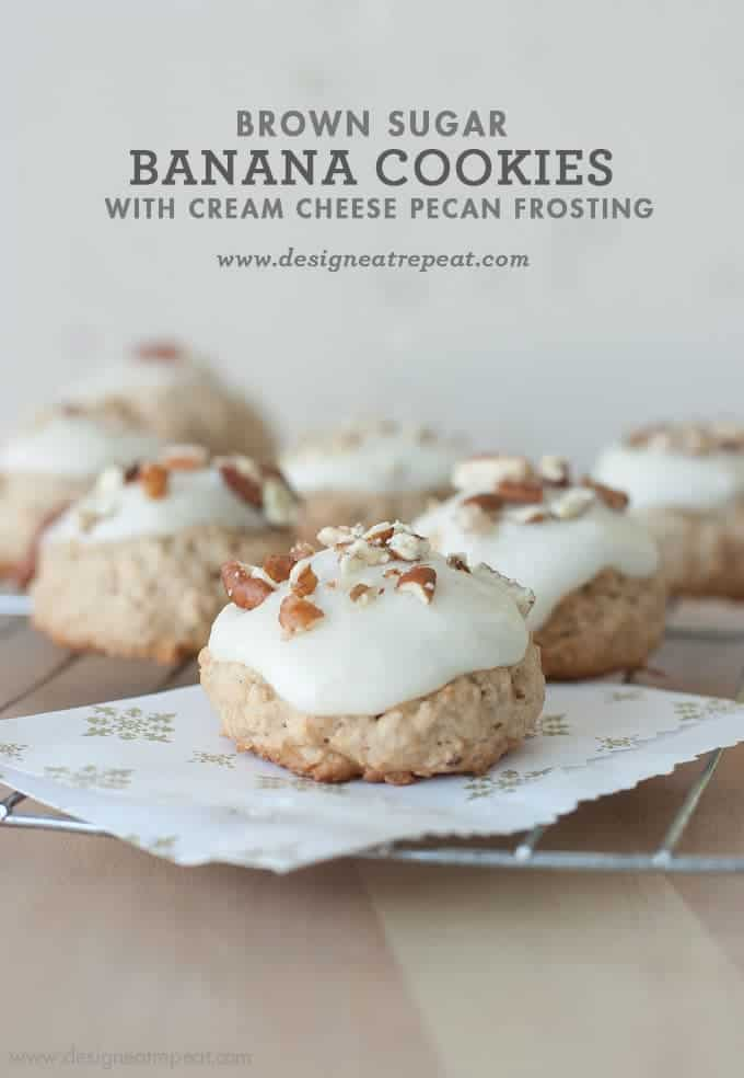 Banana-Cookies-with-Cream-Cheese-Pecan-Frosting-___-Design-Eat-Repeat