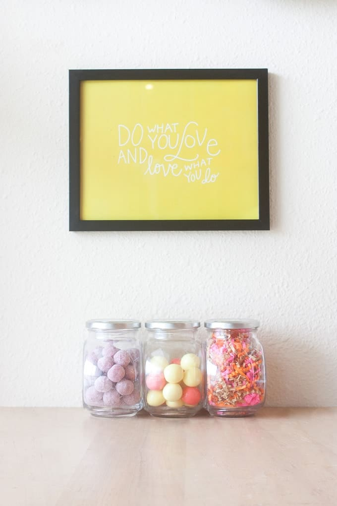 Craft Studio Makeover by Design Eat Repeat