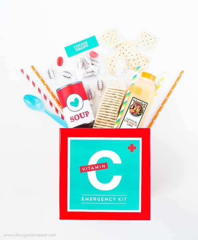 How To Make A Diy Emergency Vitamin C Kit