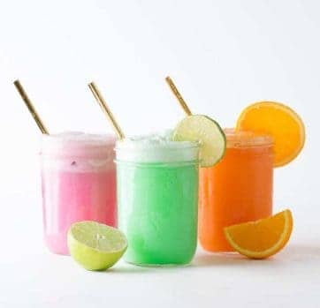 DIY Sherbet Punch Bar + Video!