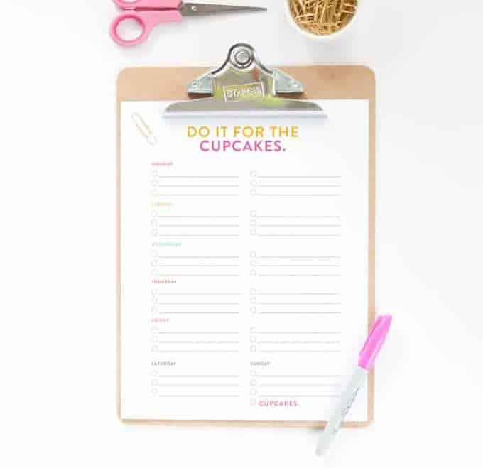 free printable to do list a colorful pdf download