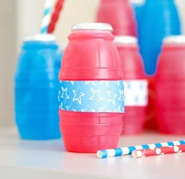 Fourth of July Party Printables!