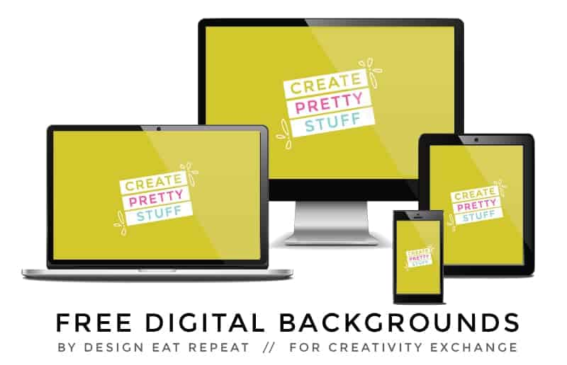 Free Digital Backgrounds by Design Eat Repeat