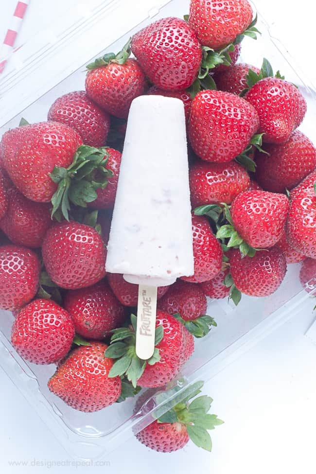Free Popsicle Pouch Printables | Simply Place Fruttare Frozen Fruit Bar Inside!