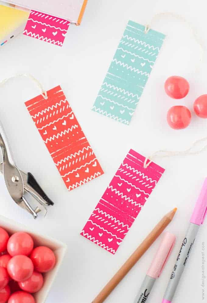 Free Printable Bookmarks | by Design Eat Repeat
