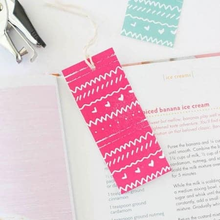 Free Printable Bookmarks | from Design Eat Repeat Blog