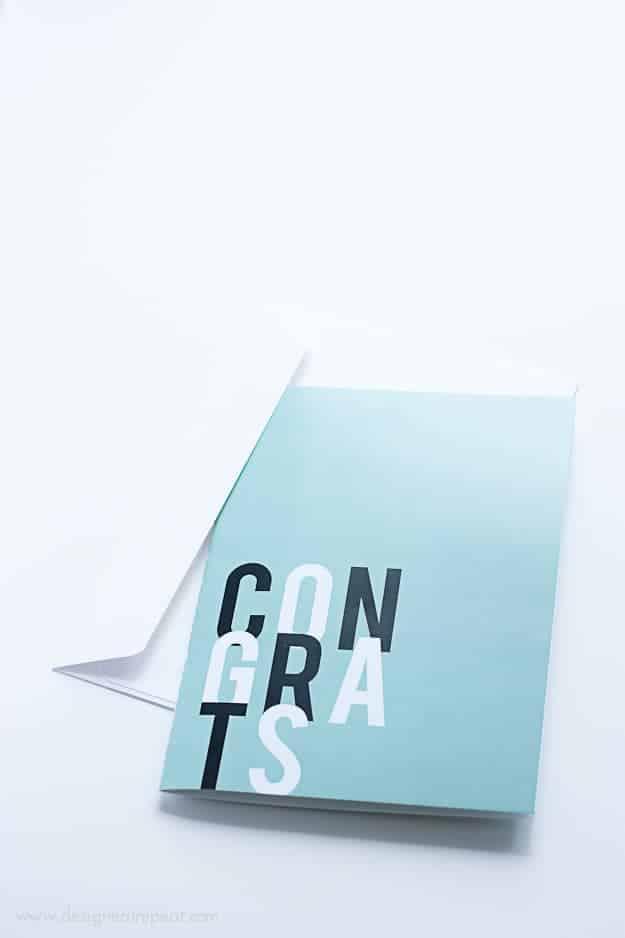 Printable Congrats Cards – Free Congratulation Cards