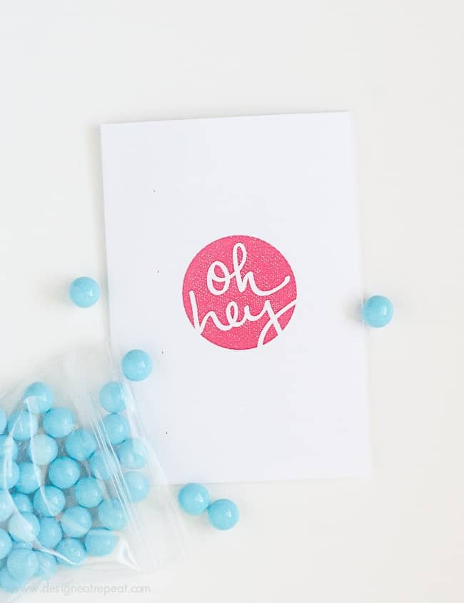 Free Printable Note Cards | by Design Eat Repeat