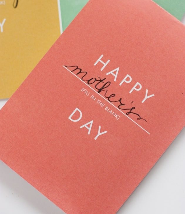 """Free """"Happy-Anything"""" Printable Floral Cards"""