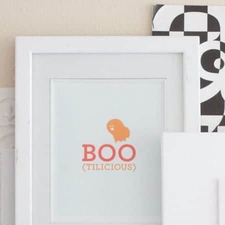 Halloween Printable Wall Art Thumbnail
