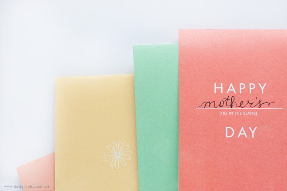 Happy Anything Card - Free Printable that can be used for all occasions
