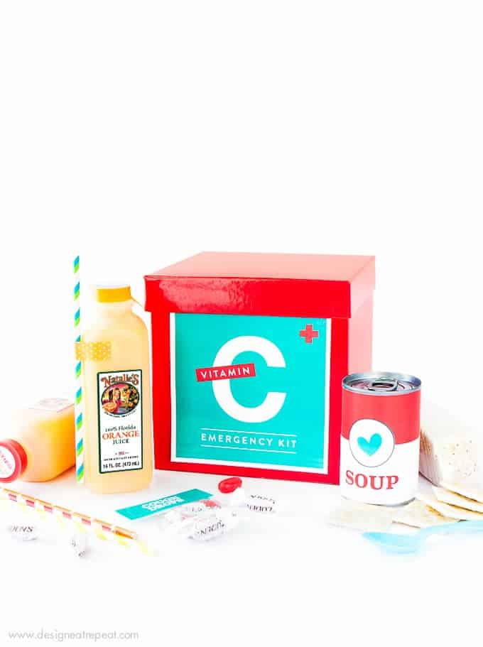 How to Make a DIY Emergency Vitamin C Kit!