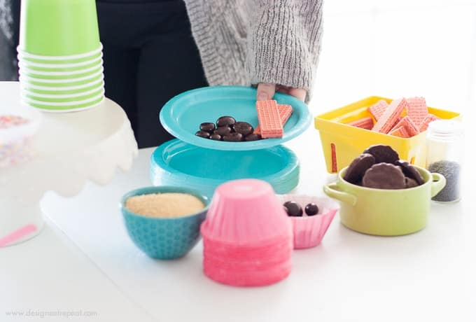 How to put together a light springtime Trifle Party!!