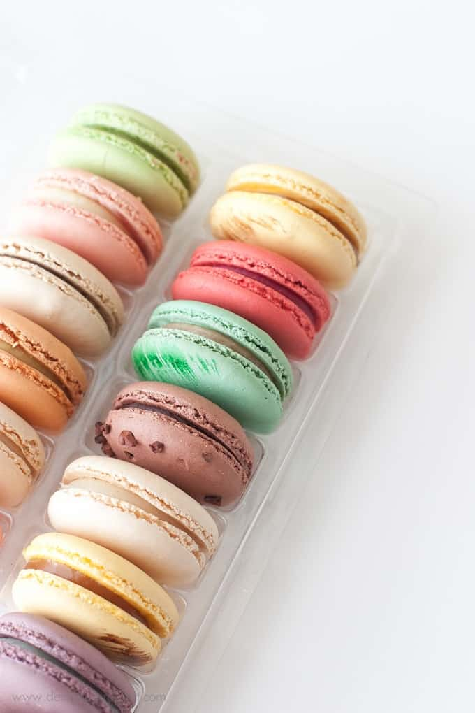 Lette Macarons | Design Eat Repeat Blog