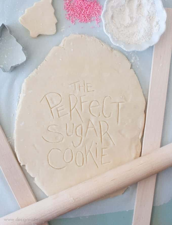 Perfect Cut Out Sugar Cookies   Design Eat Repeat
