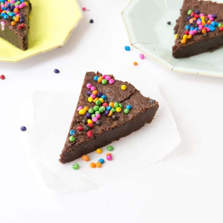 Super Fudgy Brownie Pie + Video!