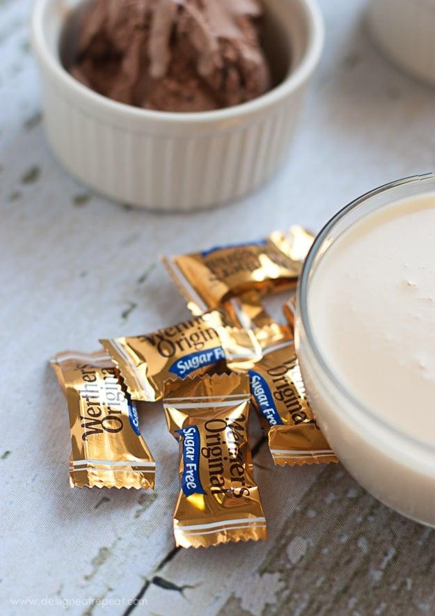 Werthers Caramel Ice Cream Sauce - SUGARFREE!