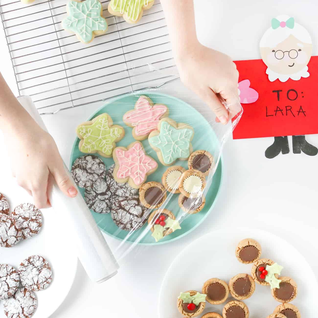 3 Diy Cookie Tray Ideas Free Printables