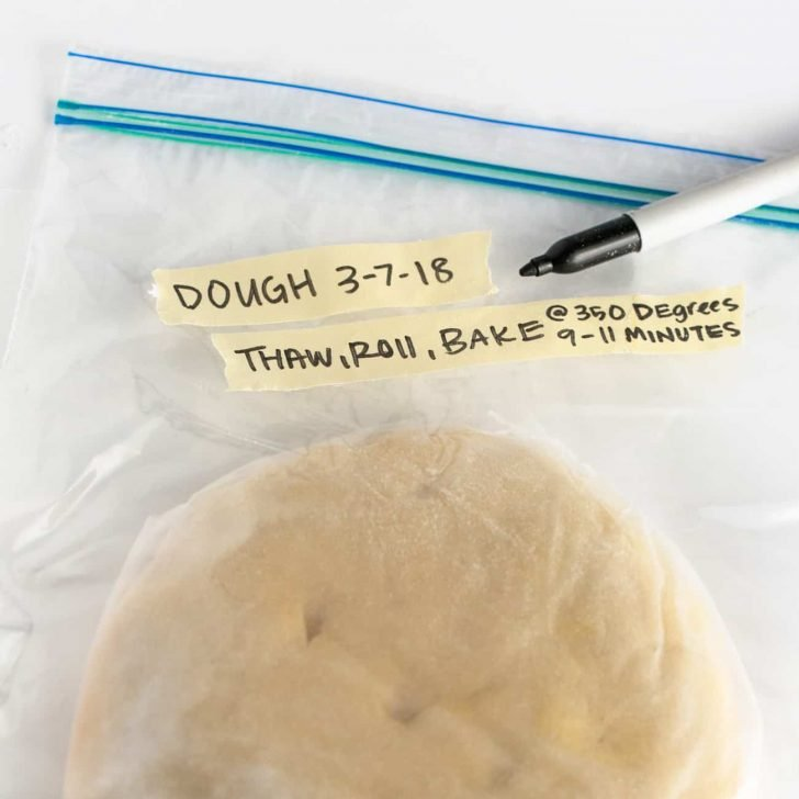 How to Freeze Sugar Cookie Dough