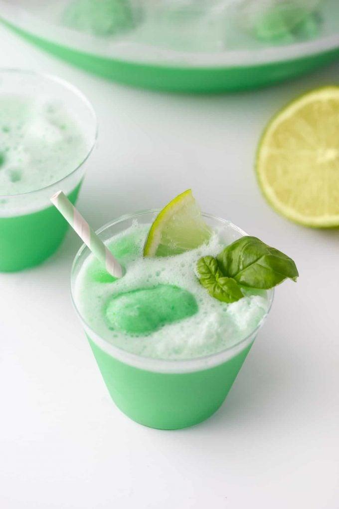 how to make sherbet with lemon juice