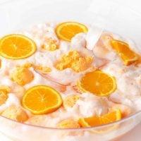 Orange Sherbet Punch