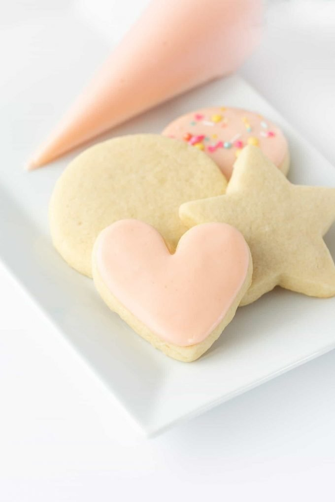 My Favorite Royal Icing   Sally's Baking Addiction   Cookie Icing Recipe Powdered Sugar