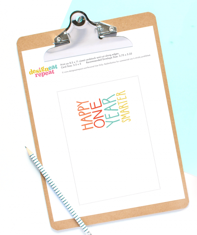How To Make Printable Birthday Card